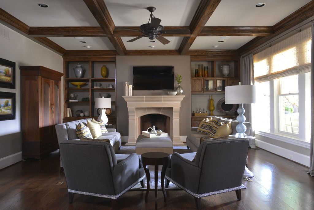 After: Family Room