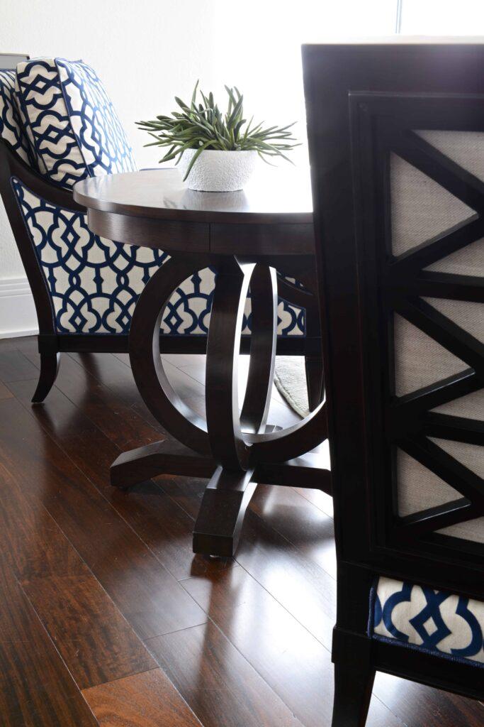 Geometric furniture