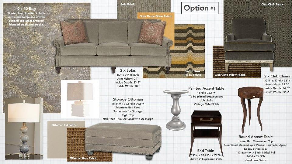 Interior Design Dallas | Barbara Gilbert Interiors yellow ...