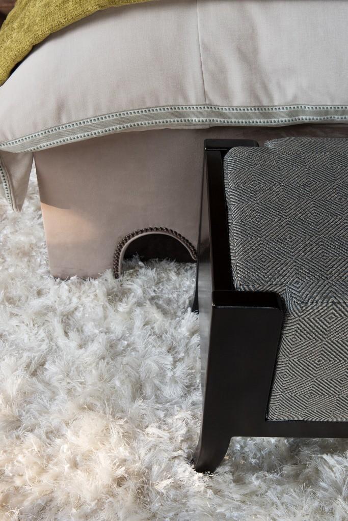 Moraccan bed