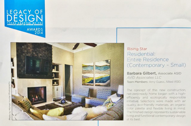 Media press interior design dallas barbara gilbert interiors design guide fandeluxe Images