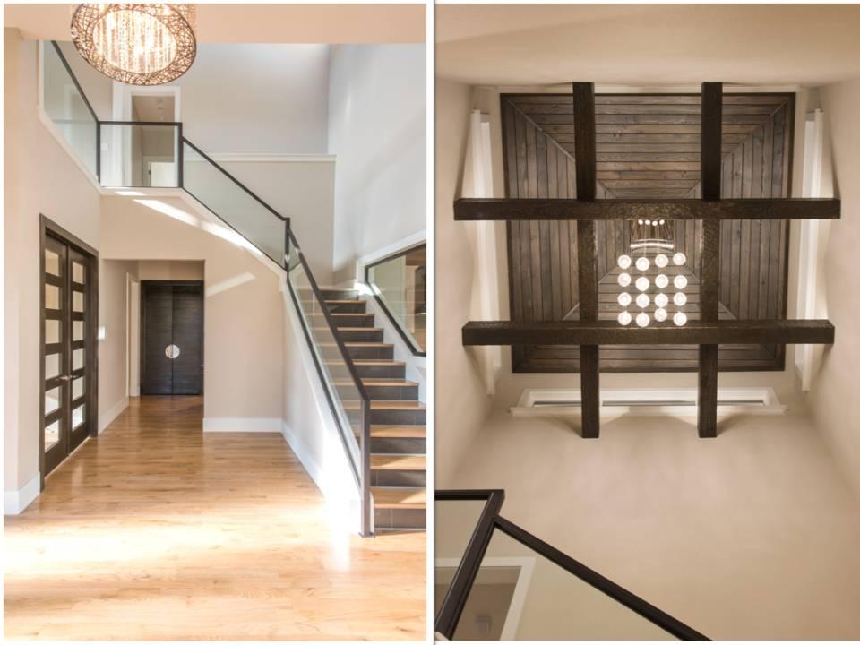 Rustic Contemporary Design