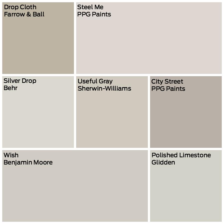 Neutral Paint Color Limestone