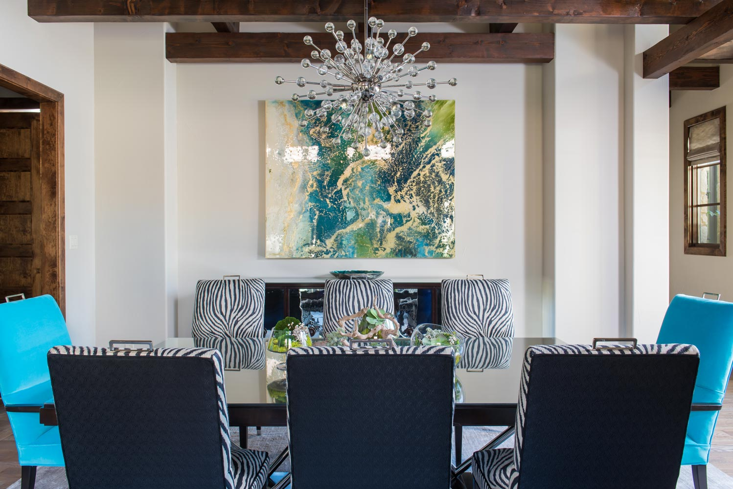 dining-area-design-keller-contemporary