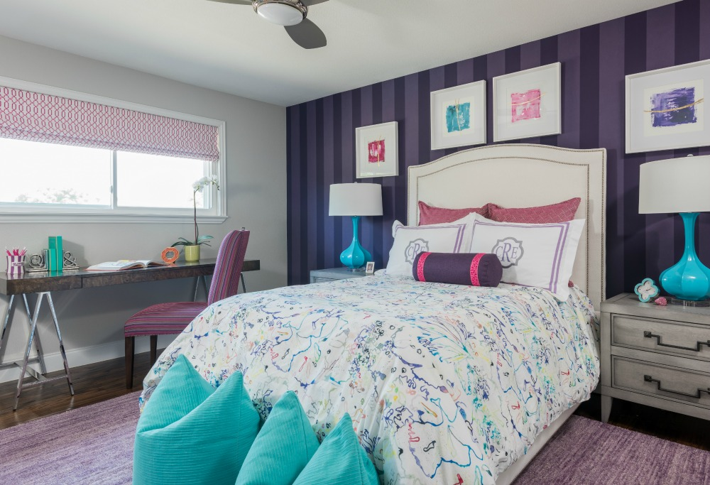 Bedroom Design Ideas The Power Of Purple Barbara Gilbert Interiors