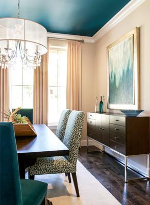 modern-dining-barbara-gilbert-interiors-tx