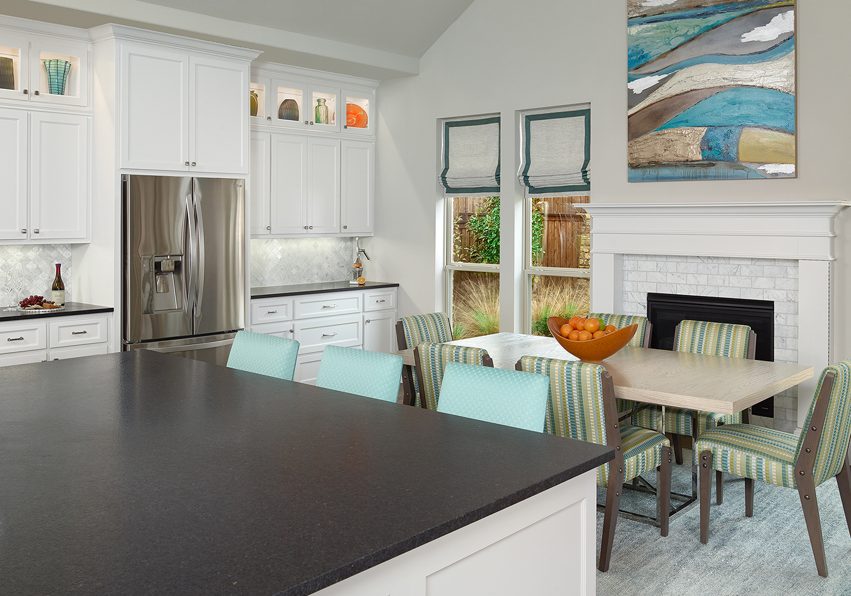 Interior Design Dallas Kitchen by Barbara Gilbert
