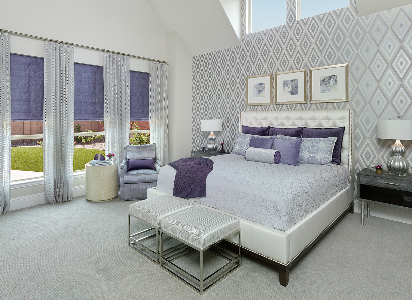 Interior Design Dallas Barbara Gilbert Master Bedroom