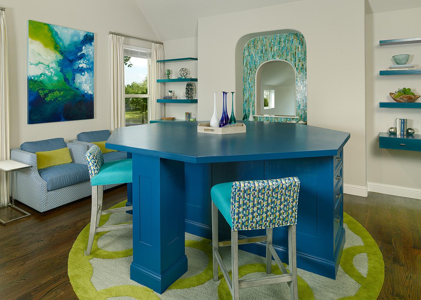 Interior Design Dallas Sitting Room by Barbara Gilbert