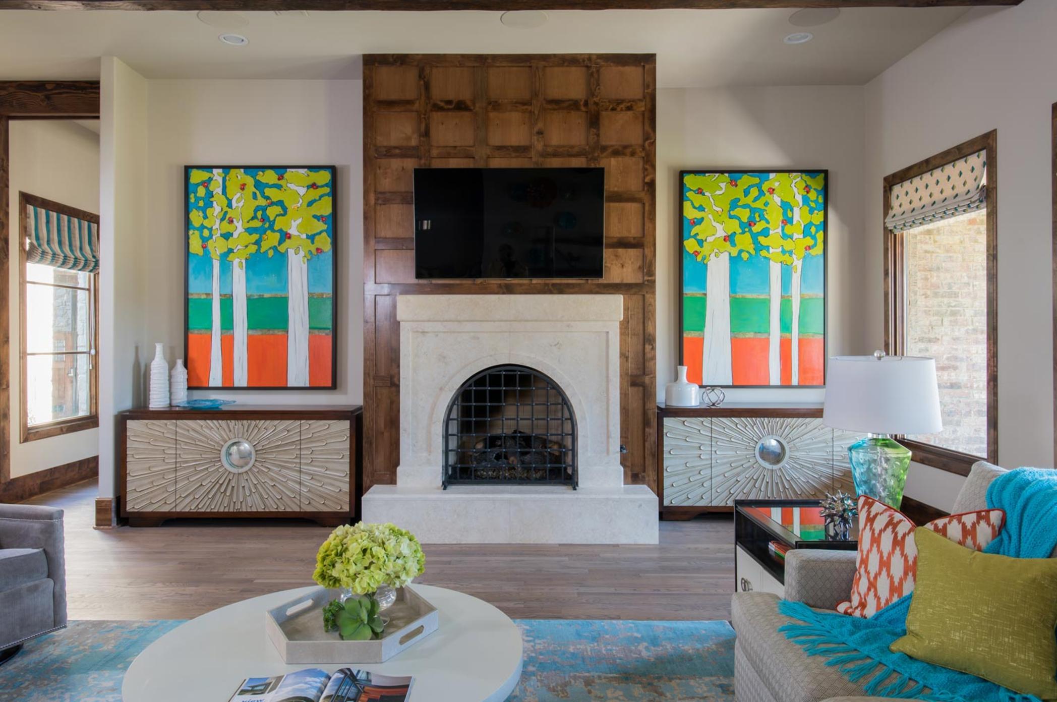 Mixing Patterns Like A Boss Barbara Gilbert Interiors
