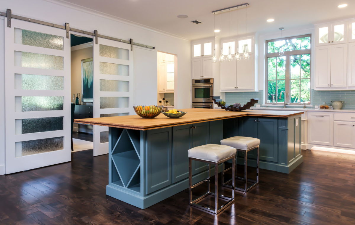 Luxury Interior Design for New Construction Homes | Interior Design Dallas | Barbara Gilbert Interiors