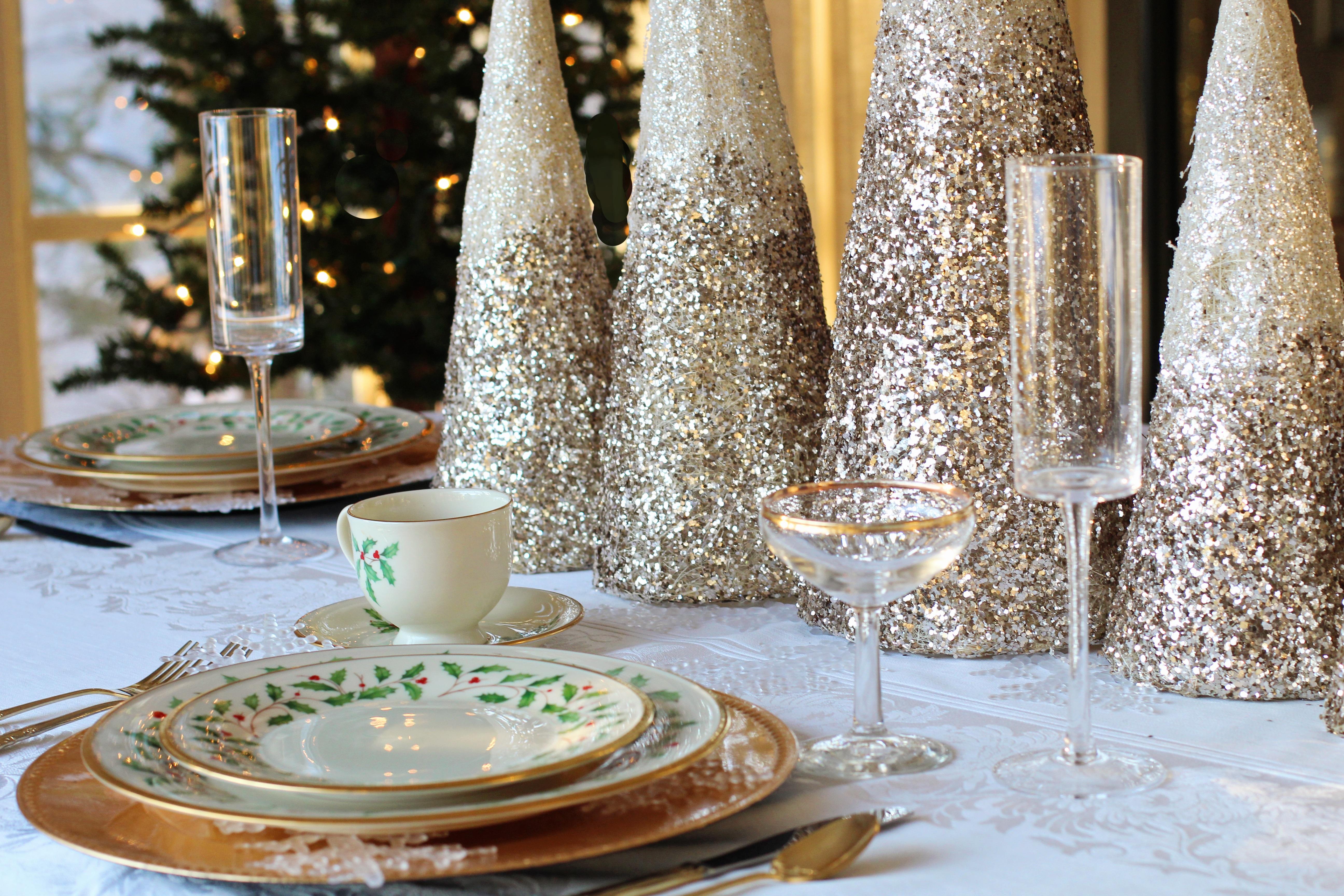 Score Big with Your Holiday Centerpiece | Interior Design Dallas | Barbara Gilbert Interiors