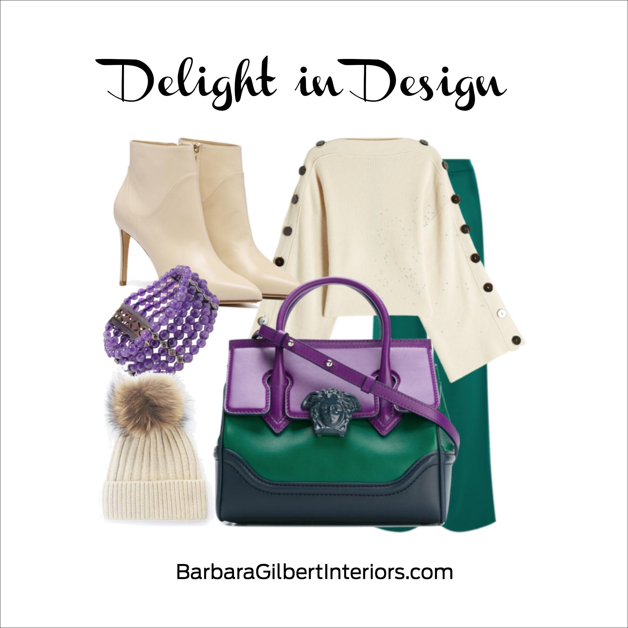 Delight in Design: Winter Work | Interior Design Dallas | Barbara Gilbert Interiors