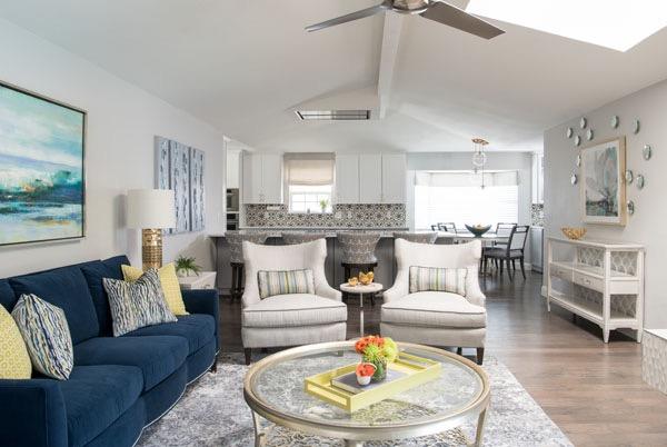 Project Reveal: Soft Modern Interior Design | Dallas Interior Designer | Barbara Gilbert Interiors