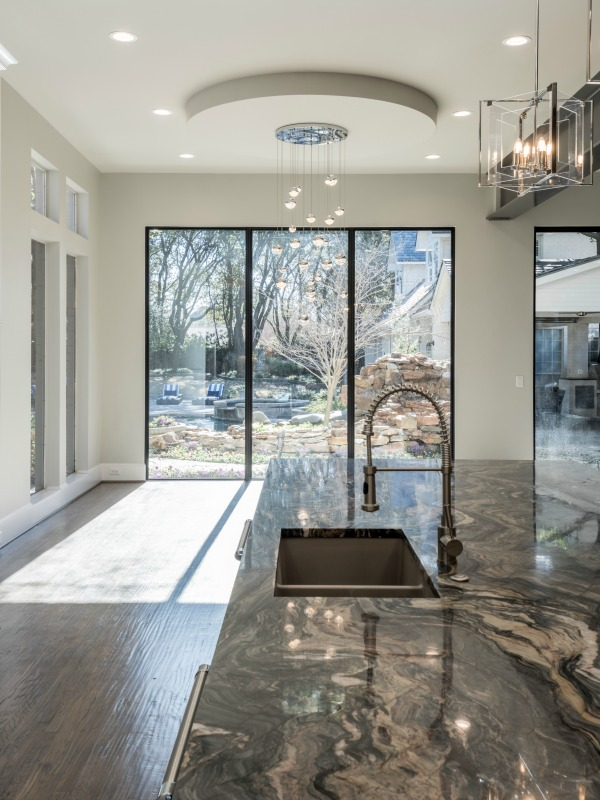 First Look A West Plano Luxury House With Contemporary Stylings Interior Designer