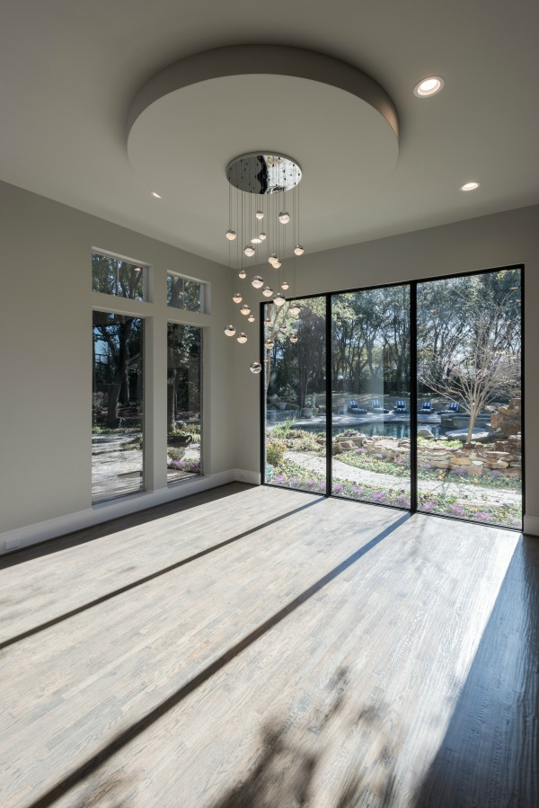 First Look: A West Plano Luxury House with Contemporary Stylings   Plano Interior Designer   Barbara Gilbert Interiors