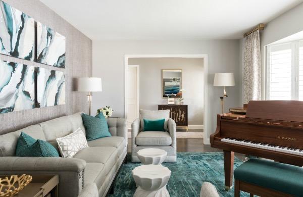 Project Reveal: Bespoke and Bright Transitional Design   Dallas Interior Designer   Barbara Gilbert Interiors