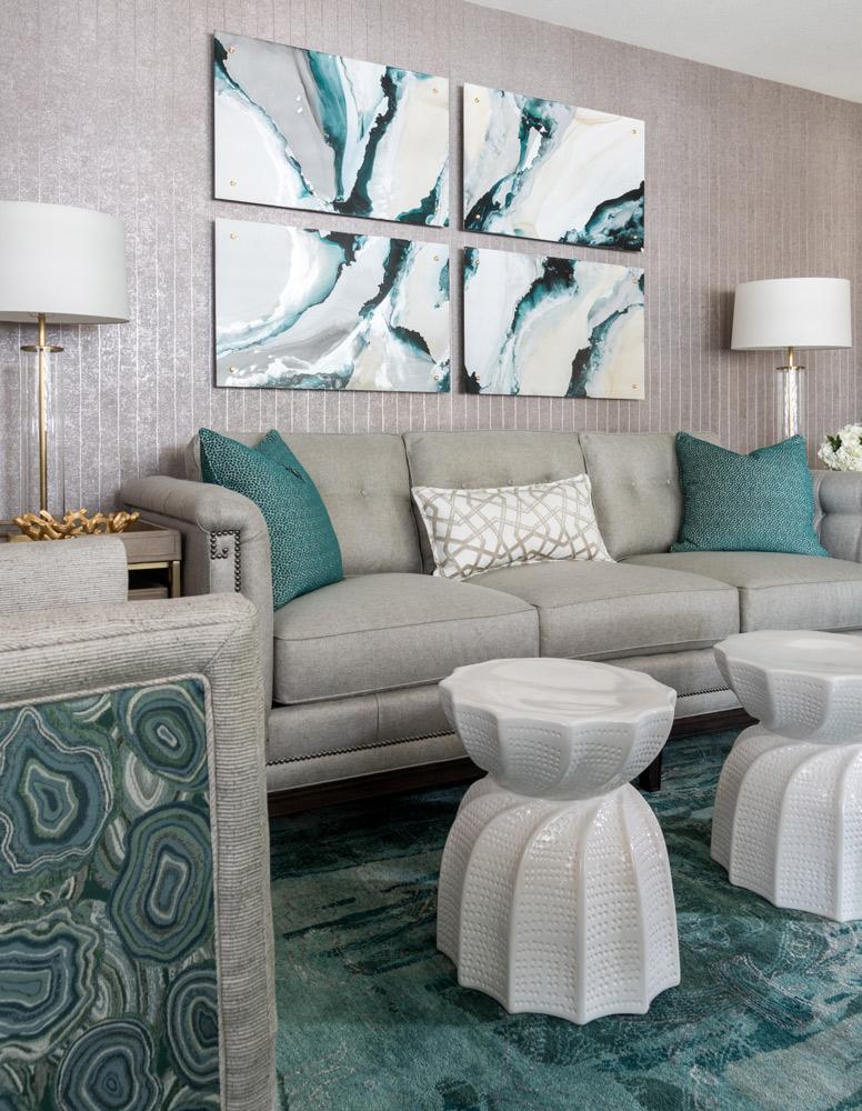 Transitional d cor done right in dallas interior design - Interior design dallas texas ...