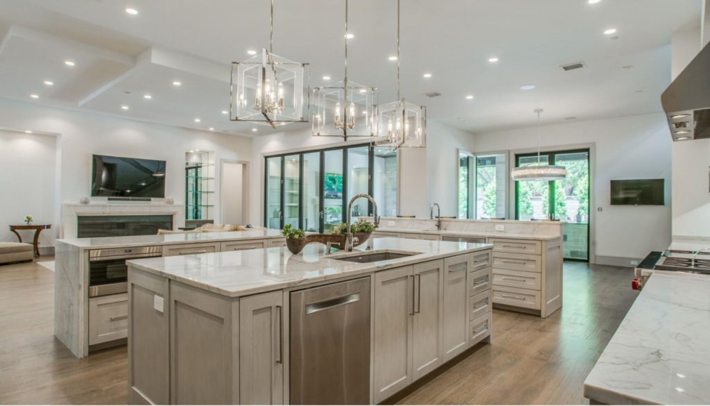 Remodeling a Preston Hollow Home with Modern Design | Preston Hollow Interior Design | Barbara Gilbert Interiors