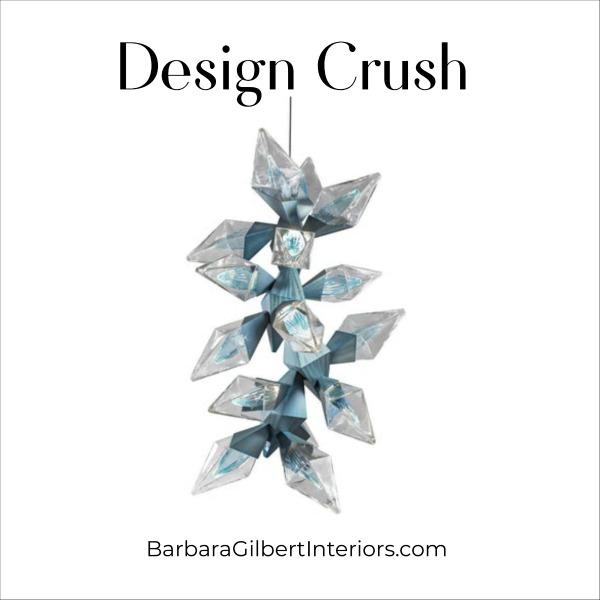 Design Crush: Artisan Chandelier | Interior Design Dallas | Barbara Gilbert Interiors